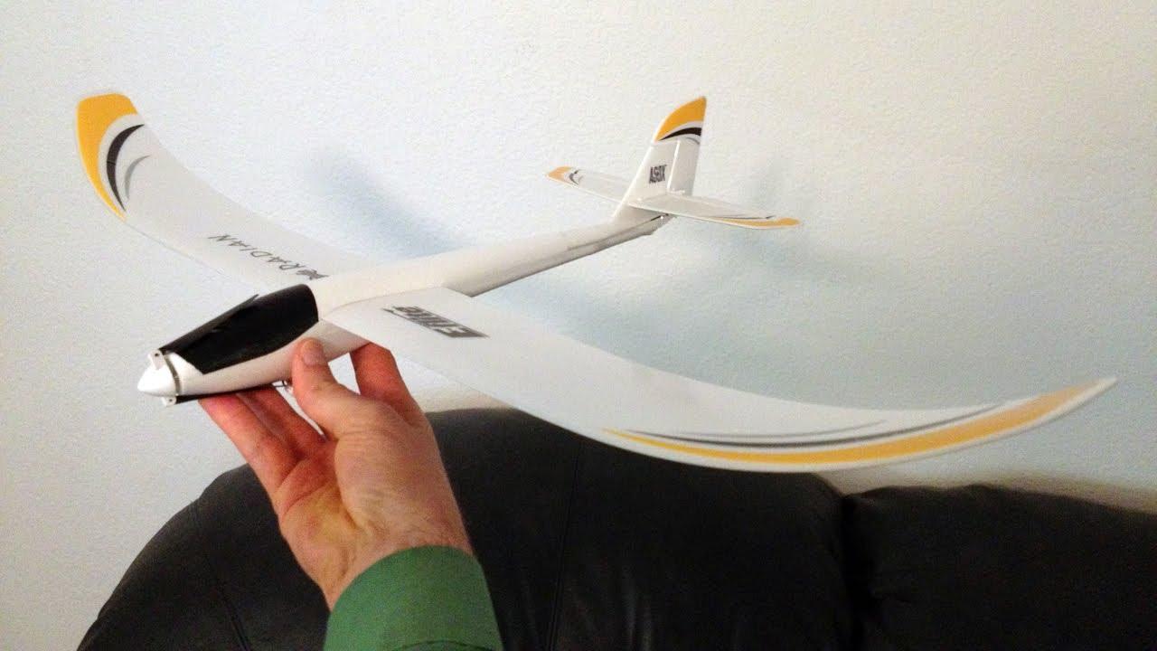 ETbotu XK A800 4CH 780mm 3D6G System RC Glider Airplane Compatible Futaba RTF