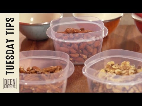 How to Keep Nuts Fresh Quick Cooking Class