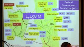 Penang To Implement The RM27 billion Penang Transport Master Plan