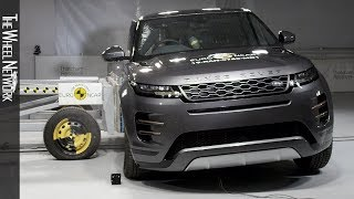 Range Rover Evoque Crash Test Euro NCAP | April 2019 Ratings