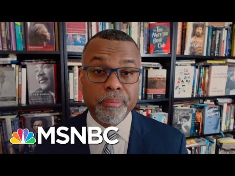 Prof. Glaude: Two Americas On 'Full View' During Impeachment Trial | The Last Word | MSNBC