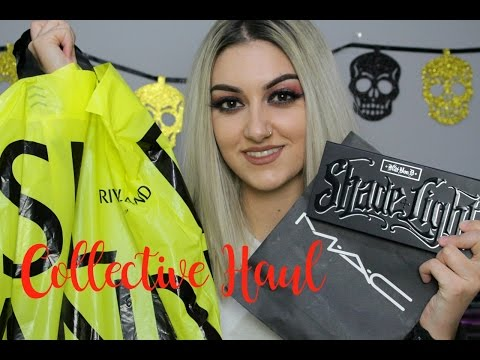 Collective Haul | Desi Perkins - KatVonD - Primark - MAC - Missy Empire +More thumbnail
