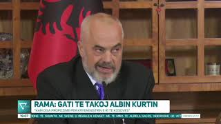 News Edition in Albanian Language - 18 Tetor 2019 - 19:00 - News, Lajme - Vizion Plus