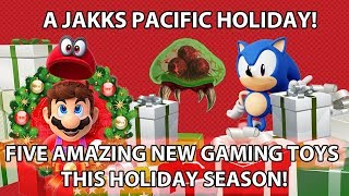 5 Hot New Gaming Toys for this Holiday Season! - A Jakks Pacific Holiday!