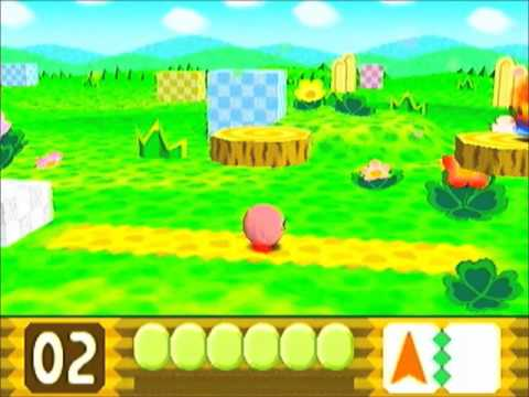Kirby's Dream Collection: Special Edition-All First Levels (2/2)