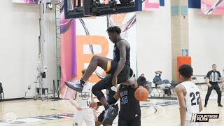 Top 10 Player In Country Eric Dailey Jr. Peach Jam Highlights!
