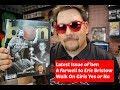 Bulls Eye News Latest Issue Volume XXXVII - Issue 2 Eric Bristow Larger Than Life