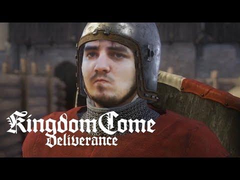 Мэддисон играет в Kingdom Come: Deliverance - Бздышек отдай лопату!