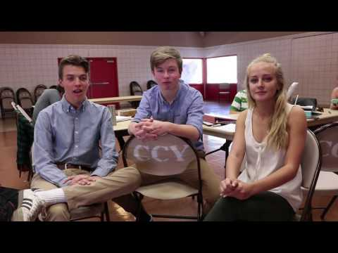 Youth in Government:  Bill Day