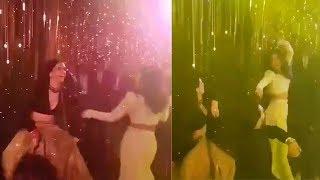 Priyanka Chopra's MAD Dance With Deepika Padukone & Ranveer Singh At Her WEDDING Reception In Mumbai