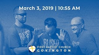 March 3, 2019 | 10:55 AM | Full Service Archive