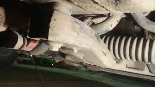 KIA Sorento XM, стук в передней подвеске, решение в моём случае.