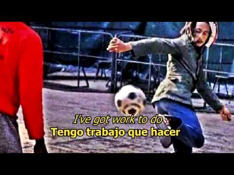 Soul Rebel - Bob Marley (LYRICS/LETRA) (Reggae)