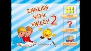 english with smiley  2 клас - вірш green brown black blue