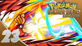 Pokemon SacredGold Egglocke #23 Element Four !!!