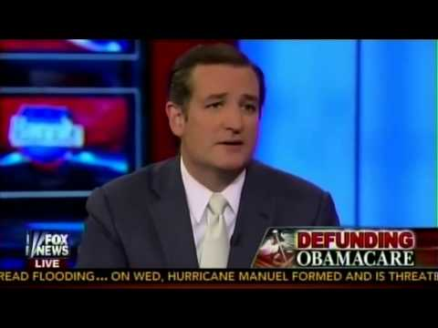 Sen. Ted Cruz and Sen. Mike Lee with Sean Hannity on Defunding Obamacare
