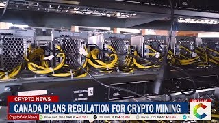 Canada Plans Regulation For Crypto Mining Via Excess Hydroelectric Power