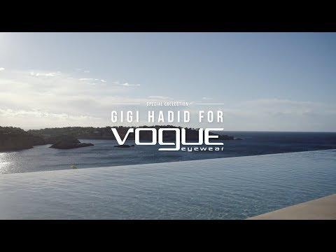 Gigi Hadid for Vogue Eyewear | Special Collection 2018 | Second Wave
