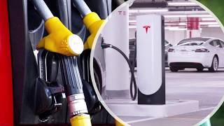 Et si on comparaît le coût km de la Tesla Model 3 à une BMW Serie 3?!?