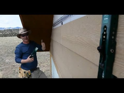 Install Hardie Board Siding With Gecko Gauge Clamps