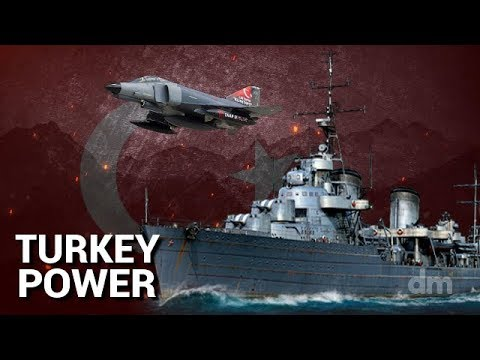 How Powerful is Turkey? - Turkey Military Power 2018