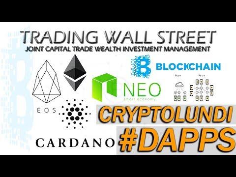 #ETHEREUM #EOS #NEO #CARDANO #CRYPTOTRADING LUNDI 19 MARS 2018 #DAPPS