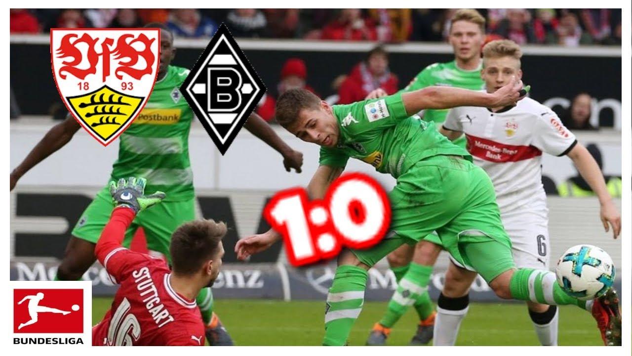 Vfb Stuttgart Borußia Mönchengladbach