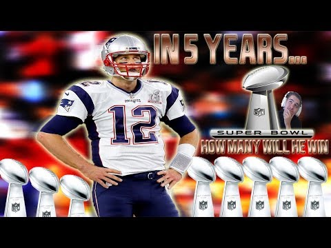 How Many Super Bowls Will Tom Dy Win What If Tom Dy Stays In The Nfl For More Years