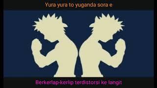 Hearts Grow - Yura Yura (Lirik + Terjemahan)