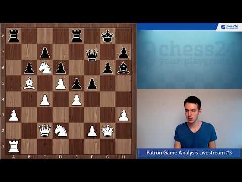 Put Your Pieces Where The Action Is! | Patron Game Analysis #11