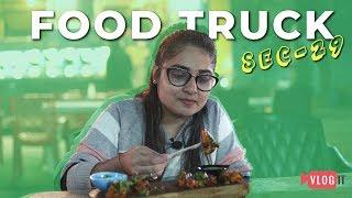 Food Truck Market, Sector 29, Gurgaon