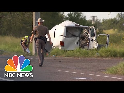 At Least 10 Dead, Multiple Injured After Crash In Texas
