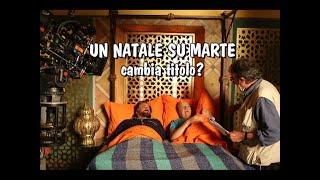 UN NATALE SU MARTE CAMBIA TITOLO