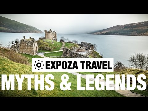 Myths & Legends (Europe) Vacation Travel Guide