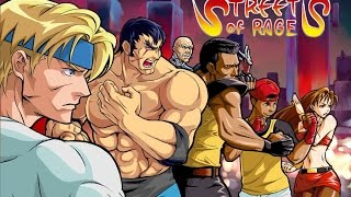 Streets of Rage Remake 5 1 PC 720P HD Playthrough ROUTE 2