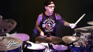 Two Steps From Hell - Star Sky - Drum Cover by EJ Luna Official