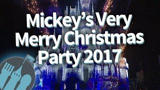 Disney World's Mickey's Very Merry Christmas Party 2017: EVERYTHING You Need to Know!