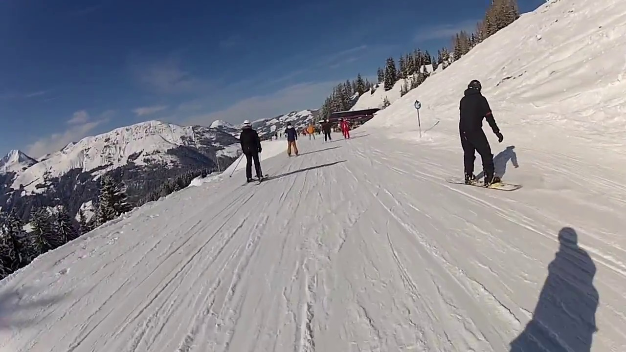 Kitzbühel Skiwetter