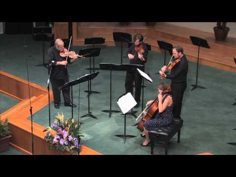 Rhapsody In Bluegrass RouseGershwin Arr  Jeremy Cohen Quartet San Francisco