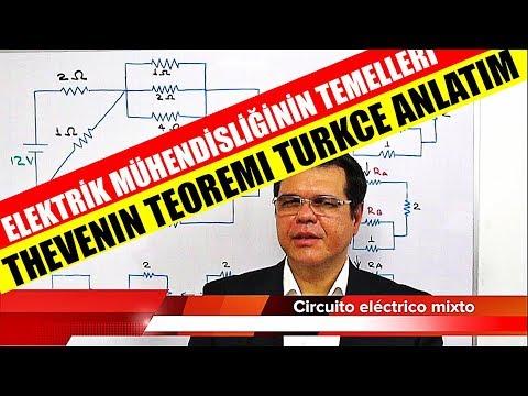 Elektrikçi Profesörden Thevenin Teoremi Konusu(Süper Anlatım Anlama Garantili )Mutlaka Izleyin