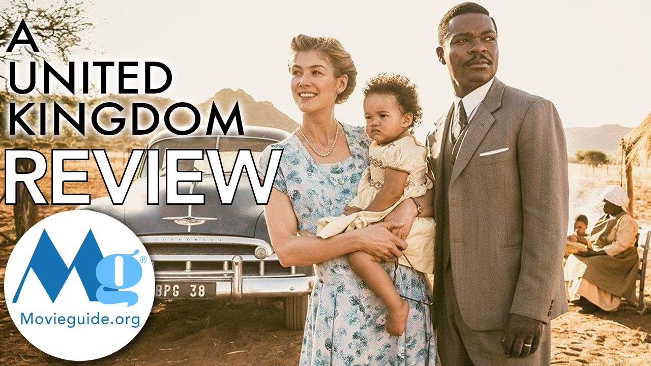 A United Kingdom Movie Review By Movieguide Youtube