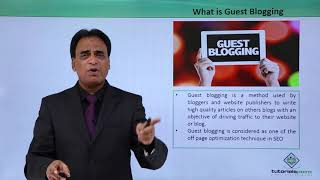 SEO - Off Page Guest Blogging