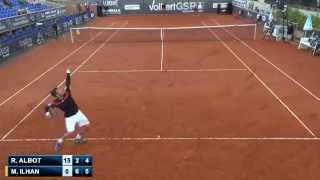 Marsel Ilhan - Radu Albot (Neckarcup 2014) Video