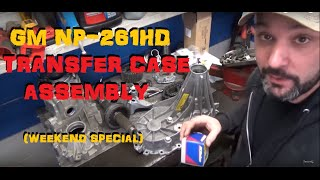 New Process Gear 261HD Transfer Case - Weekend Special