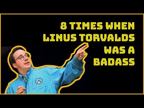 8 Witty Quotes by Linus Torvalds