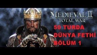 Medieval 2 Total War - Venedik ile 50 turda Dünya Fethi
