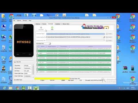 تفليش وتحديث انفنكس هوت Infinix Hot X507 الى اخر اصدار