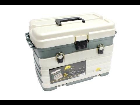 Plano 758 Large 4 Drawer Tackle Box