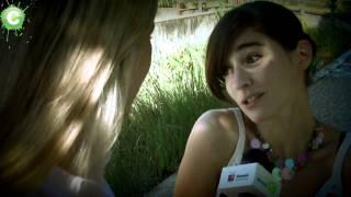 Rita Redshoes Entrevista Festas do Mar 2010