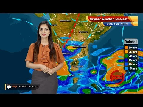 Weather Forecast April 29: Fani to become a Very Severe Cyclonic Storm, heat wave to intensify in MP